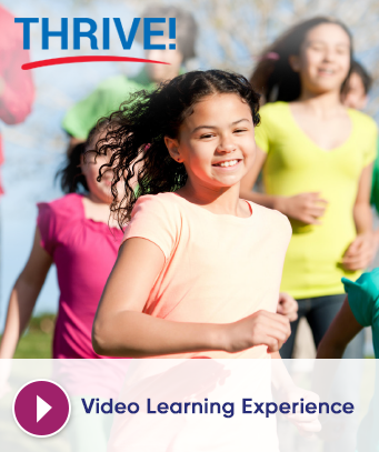 thrive video series image